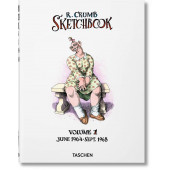 R. Crumb Sketchbook 1