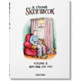 R. Crumb Sketchbook 2