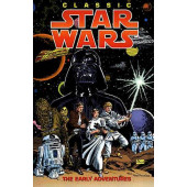 Classic Star Wars 4 - The Early Adventures (K)