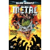 Dark Nights - Metal The Deluxe Edition (ENNAKKOTILAUS)
