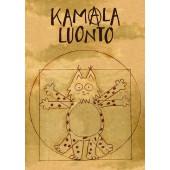 Kamala luonto -muistikirja - Da Vincin ilves