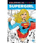 Coloring DC: Supergirl