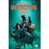 Batman Detective Comics 1 - Mythology