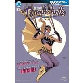 DC Comics: Bombshells Annual #1