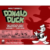 Walt Disney's Donald Duck - The Daily Newspaper Comics 1