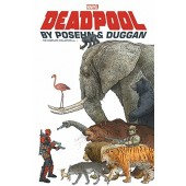 Deadpool by Posehn & Duggan - The Complete Collection 1