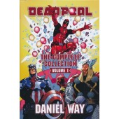 Deadpool by Daniel Way - The Complete Collection Omnibus 1