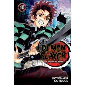 Demon Slayer - Kimetsu No Yaiba 10