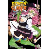 Demon Slayer - Kimetsu No Yaiba 14