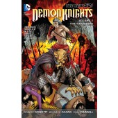 Demon Knights 3 - The Gathering Storm (K)