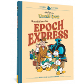 Donald Duck - Scandal on the Epoch Express