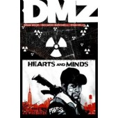 DMZ 8 - Hearts and Minds