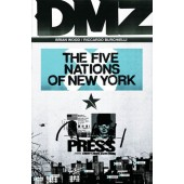 DMZ 12 - The Five Nations of New York