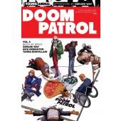 Doom Patrol 1 - Brick by Brick