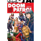 Doom Patrol 3 - Weight of the Worlds