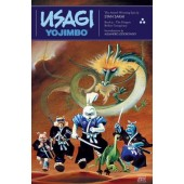 Usagi Yojimbo 4 - The Dragon Bellow Conspiracy