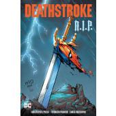 Deathstroke R.I.P.