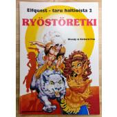 Elfquest 2 - Ryöstöretki (K)