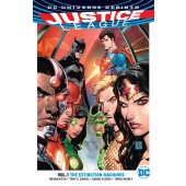 Justice League 1 - The Extinction Machines