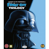 Family Guy Trilogy - Laugh It Up Fuzzball (Blu-Ray)