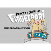 Fingerpori - Fingerpääkaupunki (ENNAKKOTILAUS)