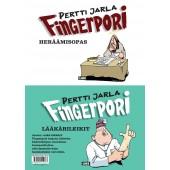 Fingerpori - Heräämisopas + Lääkärileikit