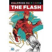 Coloring DC: The Flash