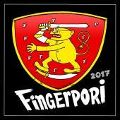 Fingerpori-seinäkalenteri 2017