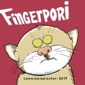 Fingerpori lemmikkikalenteri 2019