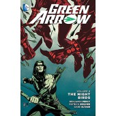 Green Arrow 8 - The Night Birds