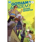 Gotham Academy: Second Semester #2