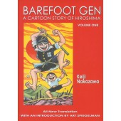 Barefoot Gen 1 - A Cartoon Story of Hiroshima