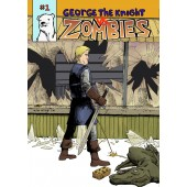 George the Knight vs. Zombies