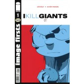 I Kill Giants #1