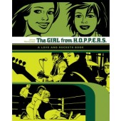 Love and Rockets - The Girl from H.O.P.P.E.R.S.