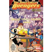 Great Lakes Avengers - Same Old, Same Old