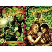 Convergence: Green Lantern Corps #1-2