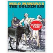 Milo Manara's the Golden Ass