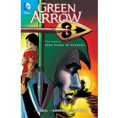 Green Arrow 2 - Here There Be Dragons