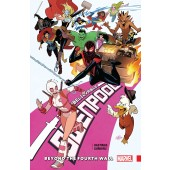 The Unbelievable Gwenpool 4 - Beyond the Fourth Wall