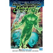 Hal Jordan and the Green Lantern Corps 2 - Bottled Light