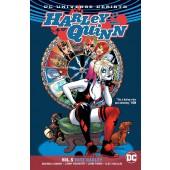 Harley Quinn 5 - Vote Harley