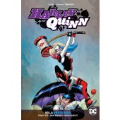 Harley Quinn 6 - Angry Bird