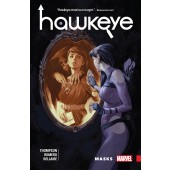 Hawkeye Kate Bishop 2 - Masks