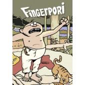 Fingerpori-muistikirja - Heimon kirous