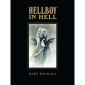 Hellboy in Hell Library Edition