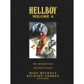 Hellboy Library 4 - The Crooked Man/The Troll Witch