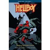 Hellboy Omnibus 1 - Seed of Destruction