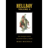 Hellboy Library 2 - The Chained Coffin/The Right Hand of Doom