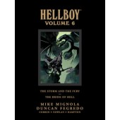 Hellboy Library 6 - The Storm and the Fury/The Bride of Hell